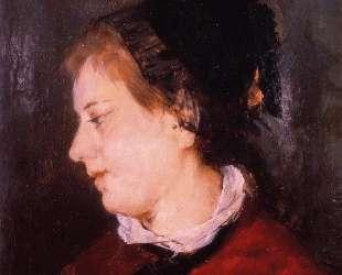 Портрет мадам Сислей — Мэри Кассат