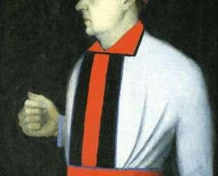 Portrait of Man — Казимир Малевич