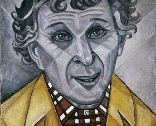 Portrait of Marc Chagall — Маревна