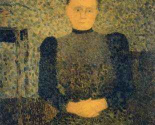 Portrait of Marie Vuillard — Эдуар Вюйар