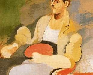 Портрет господина Билла — Аршил Горки