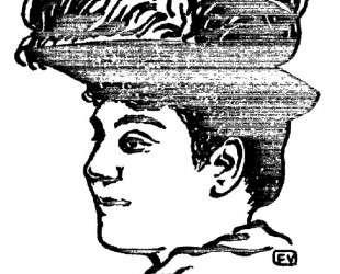 Portrait of Matilde Serao — Феликс Валлотон