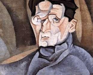 Portrait of Maurice Raynal — Хуан Грис