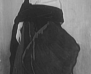 Портрет Иды Рубинштейн — Леон Бакст