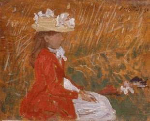 Portrait of Miss Rose Pettigrew — Филип Уилсон Стэр