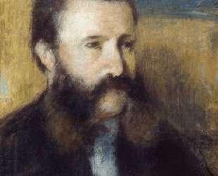 Portrait of Monsieur Louis Estruc — Камиль Писсарро
