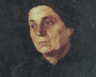 Portrait of mother — Мартирос Сарьян