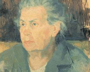 Портрет матери — Александр Дейнека