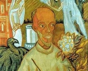 Портрет Н. И. Кульбина. Шарж. — Сергей Судейкин