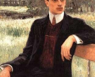 Портрет Н. Ф. Юсупова — Николай Богданов-Бельский