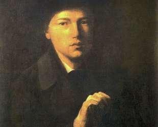 Портрет Н. Г.Криденера, брата художника — Василий Перов
