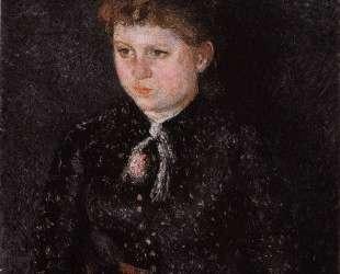 Portrait of Nini — Камиль Писсарро