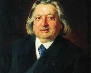 Портрет оперного артиста О. А.Петрова — Константин Маковский