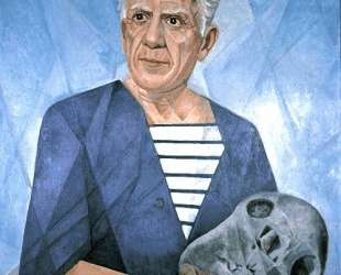 Portrait of Pablo Picasso — Маревна