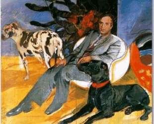 Portrait of Pieridis — Димитрис Митарас