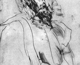 Портрет Питера Брейгеля Младшего — Антонис ван Дейк