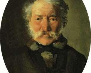 Портрет П. И. Забелло — Николай Ге