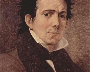 Portrait of Pompeo Marchesi — Франческо Хайес