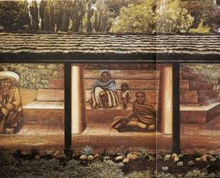 Portrait of Present Day Mexico — Давид Альфаро Сикейрос