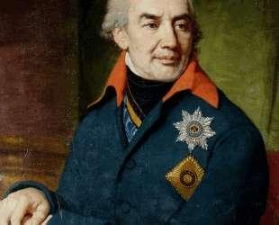 Портрет Князя Г. С. Волконского — Владимир Боровиковский
