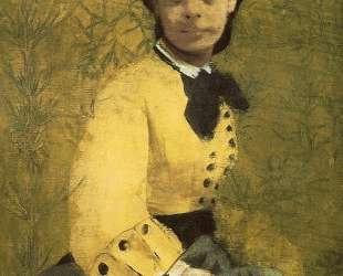 Портрет княгини Полин де Меттерних — Эдгар Дега