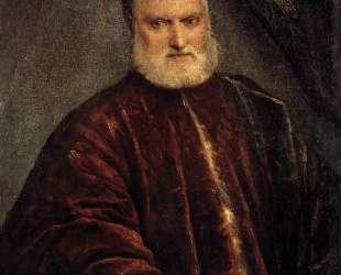 Portrait of Procurator Antonio Cappello — Тинторетто