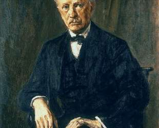 Portrait of Richard Strauss — Макс Либерман