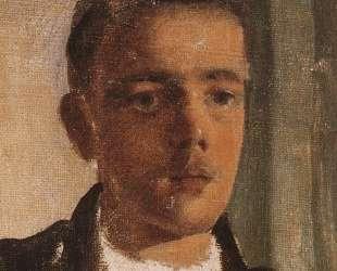 Портрет С. П.Дягилева — Константин Сомов
