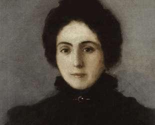 Portrait of Sanduht — Мартирос Сарьян
