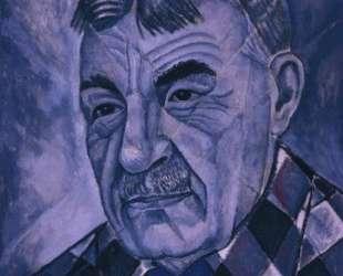 Portrait of Sergei Diaghilev — Маревна