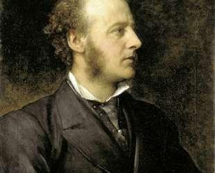 Portrait of Sir John Everett Millais — Джордж Фредерик Уоттс