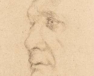 Портрет Стивена Спендера — Люсьен Фрейд