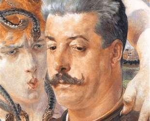 Portrait of Tadeusz Blotnicki with Medusa — Яцек Мальчевский