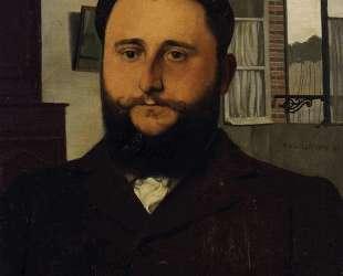 Portrait of Thadee Nathanson — Феликс Валлотон
