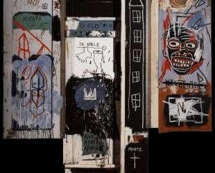 Портрет художника как юного изгоя — Жан-Мишель Баския
