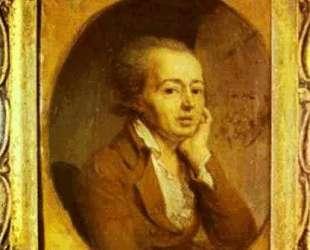 Портрет художника Дмитрия Левицкого — Владимир Боровиковский
