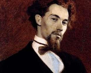 Портрет художника К. А.Савицкого — Иван Крамской