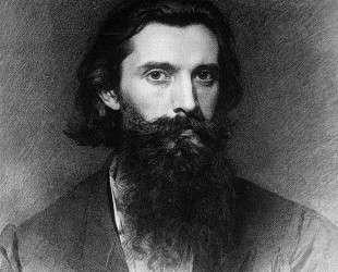 Портрет художника Николая Дмитриевича Дмитриева-Оренбургского — Иван Крамской