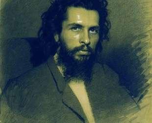 Портрет художника Николая Андреевича Кошелева — Иван Крамской