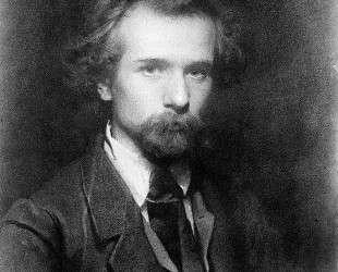 Портрет художника Павла Петровича Чистякова — Иван Крамской