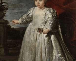 Портрет дочери художника — Франсуа Буше