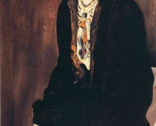 Portrait of the Artist's Sister (Mildred) — Томас Гарт Бентон
