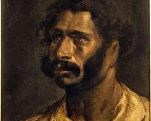Portrait of the Carpenter of The Medusa — Теодор Жерико