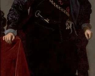 Portrait of the Count Duke of Olivares — Диего Веласкес