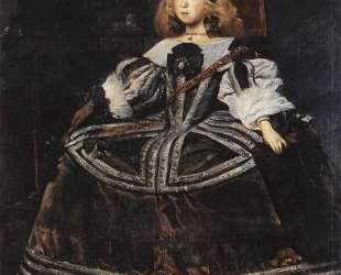 Portrait of the Infanta Margarita — Диего Веласкес