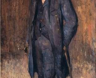 Портрет художника Йенсена Хьелла — Эдвард Мунк