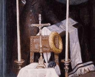 Portrait of the Pilgrim — Джеймс Тиссо