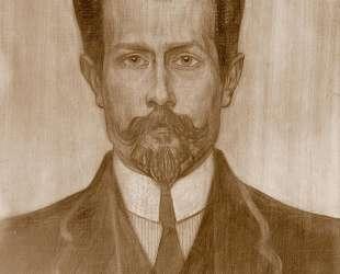 Portrait of Theo Neuhuys — Ян Тороп
