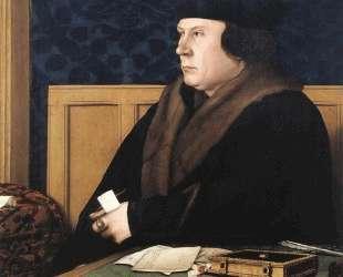 Portrait of Thomas Cromwell — Ганс Гольбейн Младший