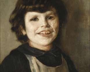 Portrait of Tilemahos Gyzis — Николаос Гизис